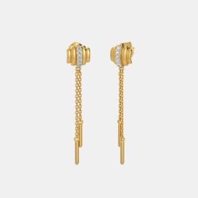 The Madeline Drop Earrings