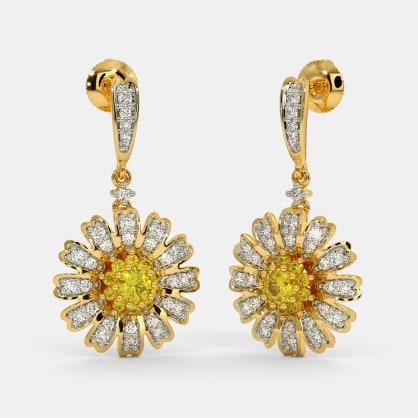 The Nazaire Drop Earrings