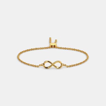 The Nidia Slider Bracelet