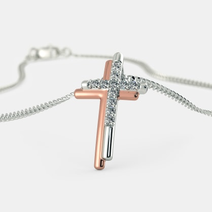 The Abel Cross Pendant