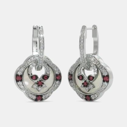 The Lina Ace Drop Earrings