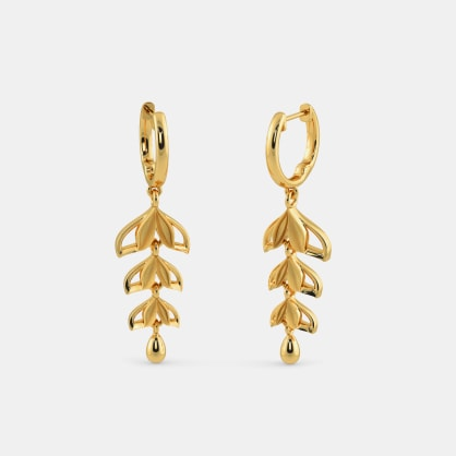 The Nava Drop Earrings