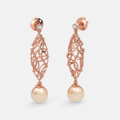 The Almeta Drop Earrings