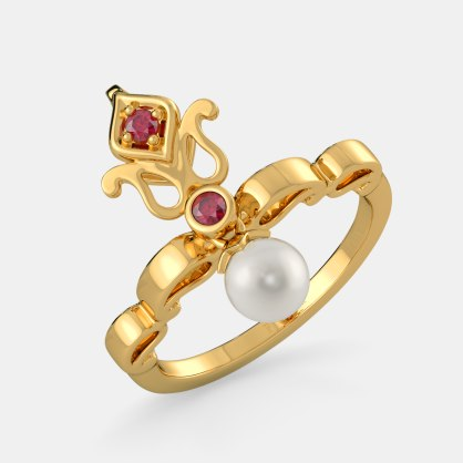 The Tami Ring And Pendant