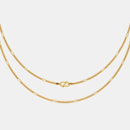 The Navaya Gold Chain