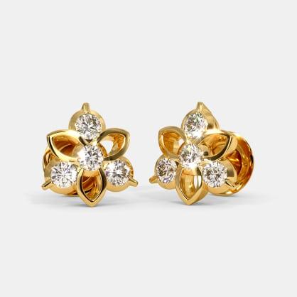 The Deetya Stud Earrings