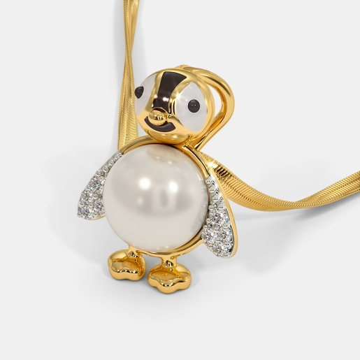 The Pingu Kids Pendant