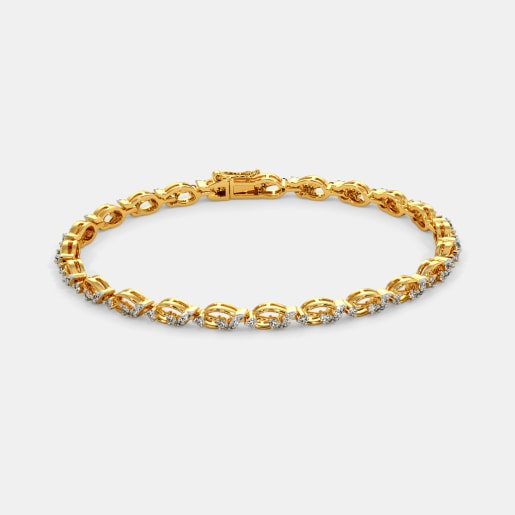 The Merida Tennis Bracelet