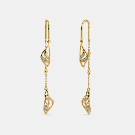 The Soraya Sui Dhaga Earrings