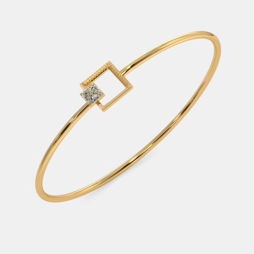 The Abriella Toggle Bangle