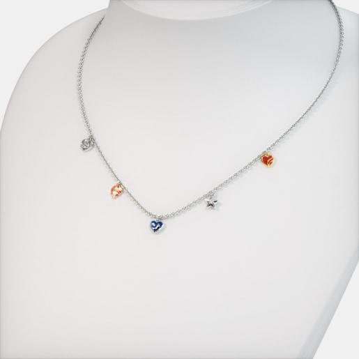 The Fem Delar Necklace