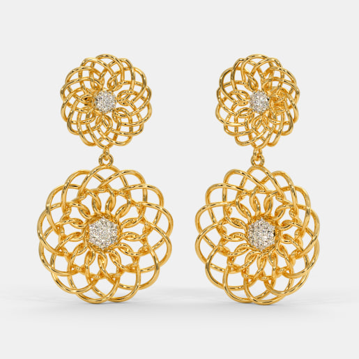 The Dhyeya Drop Earrings