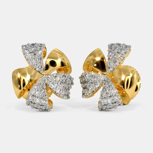 The Champa Stud Earrings