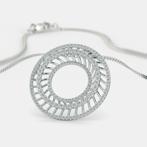 The Leisha Pendant