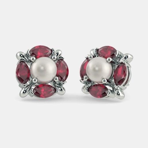The Flora Allure Stud Earrings