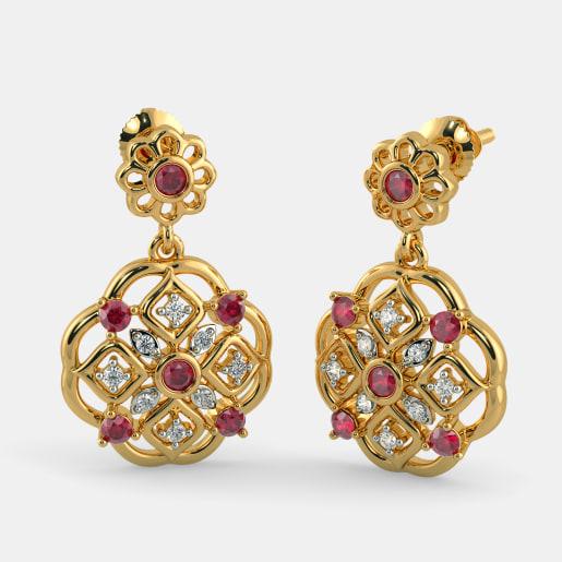 The Harimanti Drop Earrings