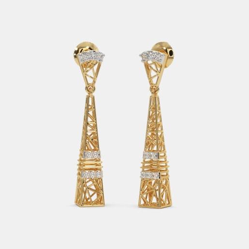 The Blythe Drop Earrings