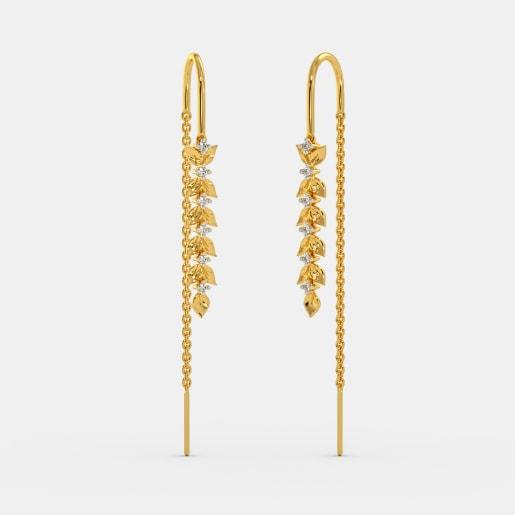 The Alamgir Sui Dhaga Earrings