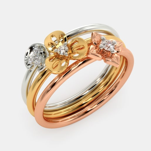 The Aille Stackable Ring