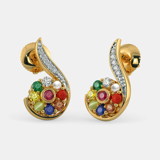 The Ambar Kosh Earrings
