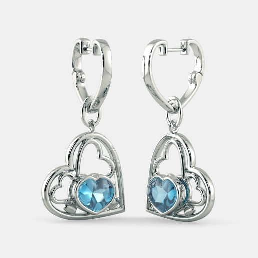 The Truly Madly Deeply Detachable Huggie Earrings