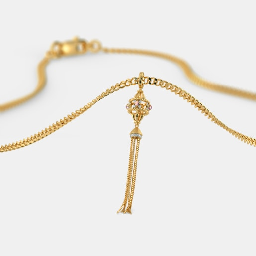 The Marvellous Tassel Pendant