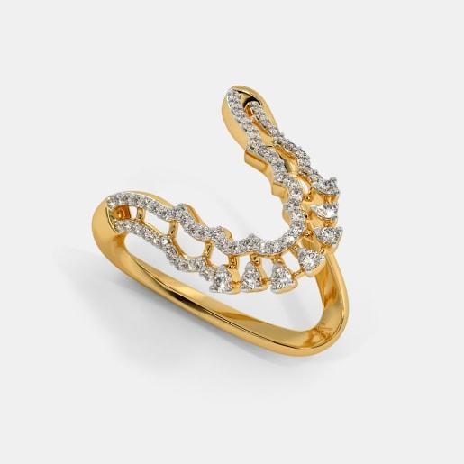 The Nadina Vanki Ring