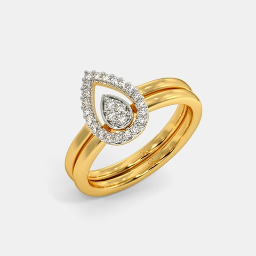 The Esteem Halo Stackable Ring