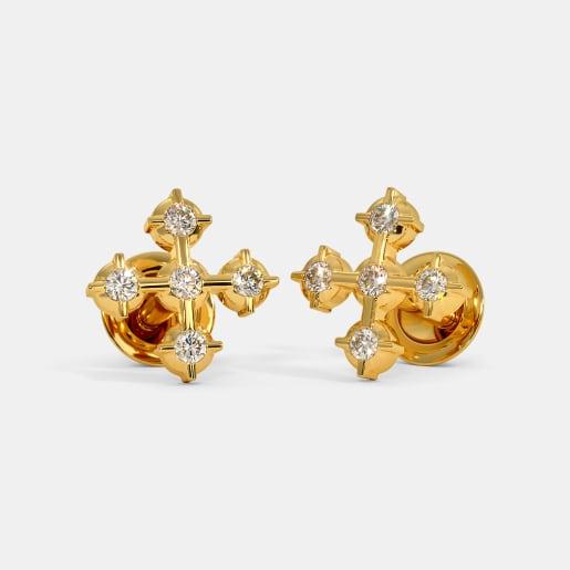 The Aarinie Stud Earrings