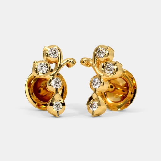 The Hemal Stud Earrings