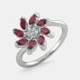 The Flowery Panache Ring
