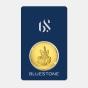 20 gram 24 KT Lakshmi Gold CoinCertificate