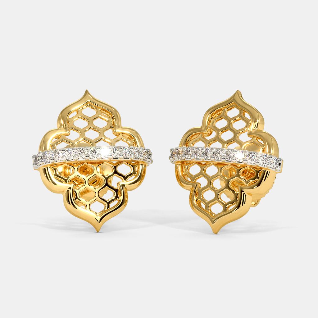 The Loarki Stud Earrings
