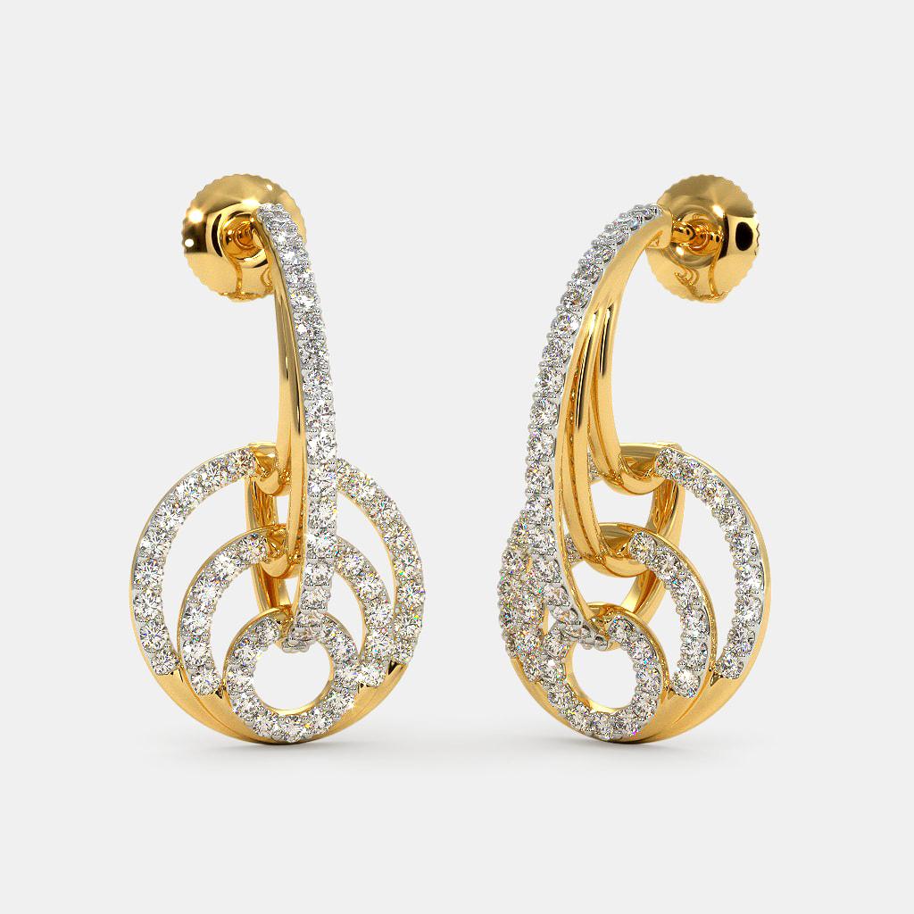 The Kimber Hoop Earrings