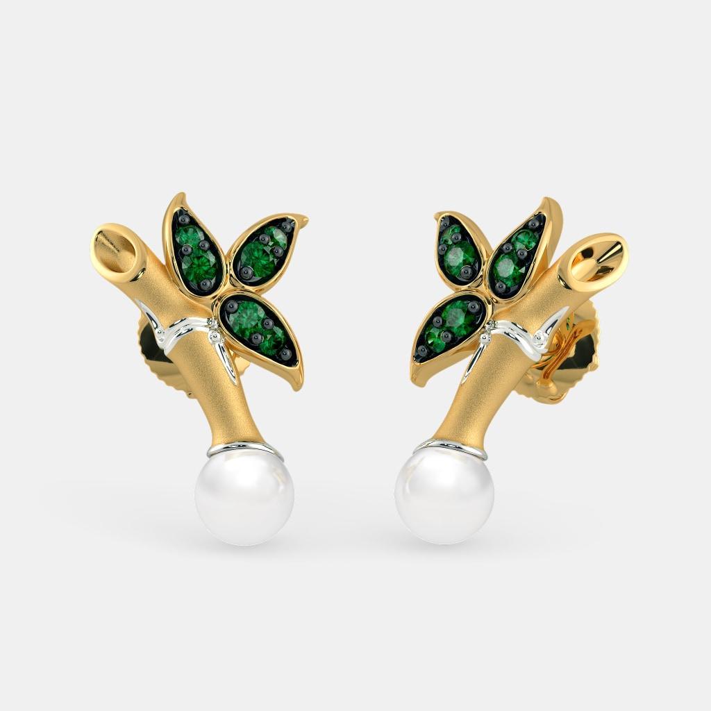 The Malana Stud Earrings