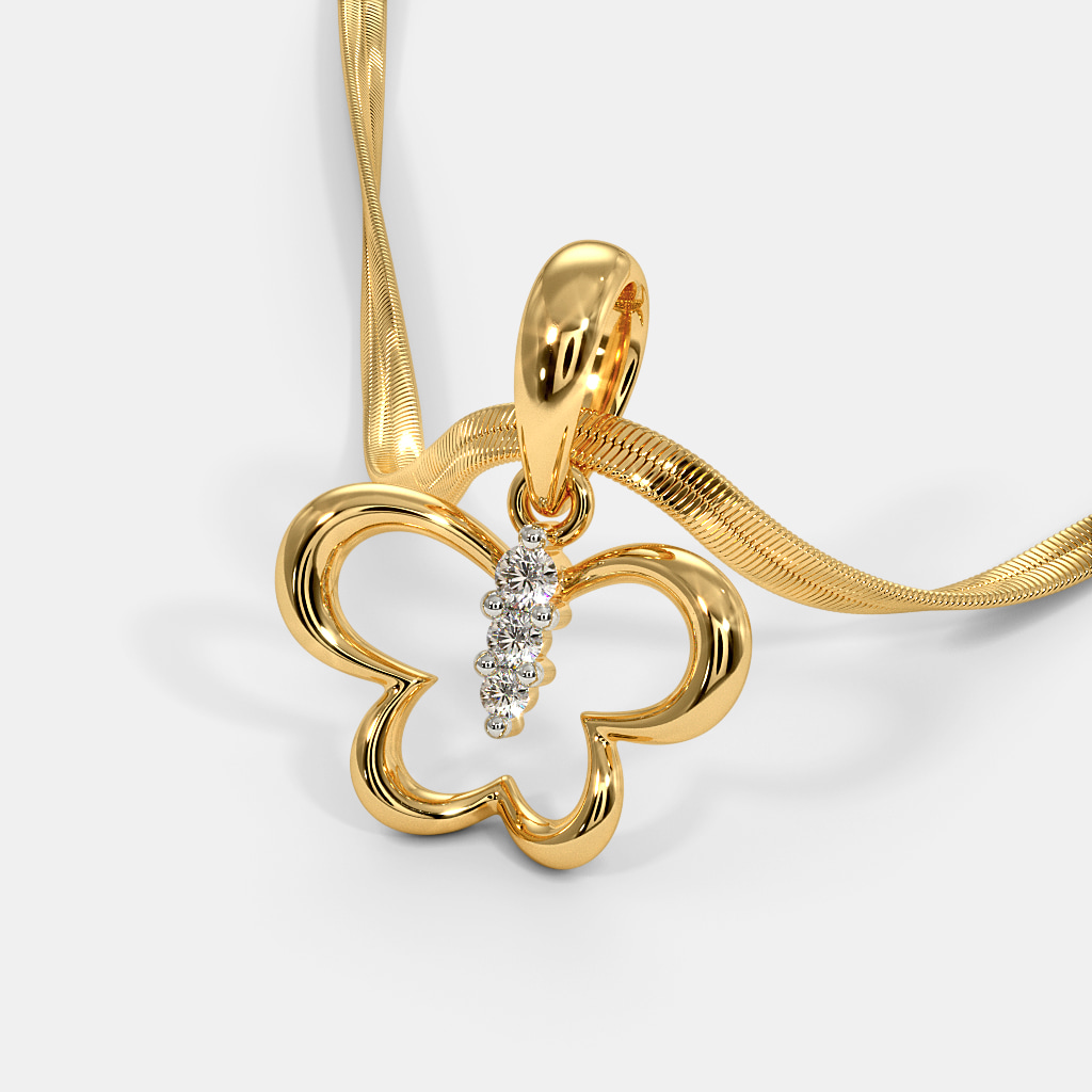 The Arvin Butterfly Pendant