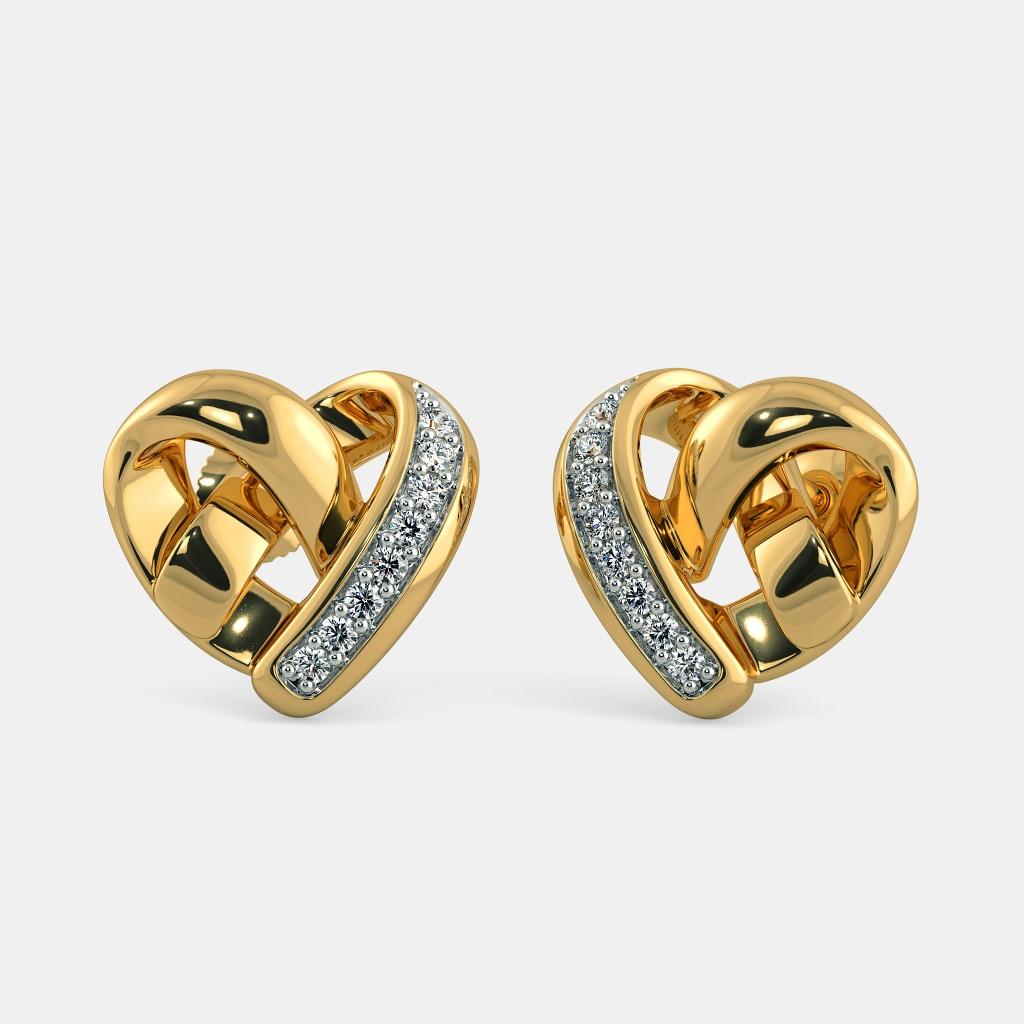 The Wrapped In Love Earrings