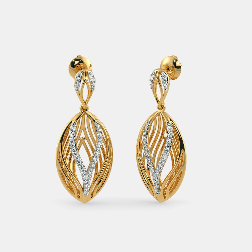 The Perrin Drop Earrings