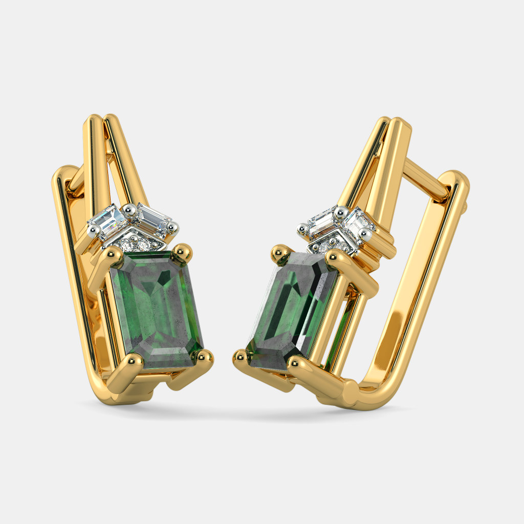 The Nurla Huggie Earrings