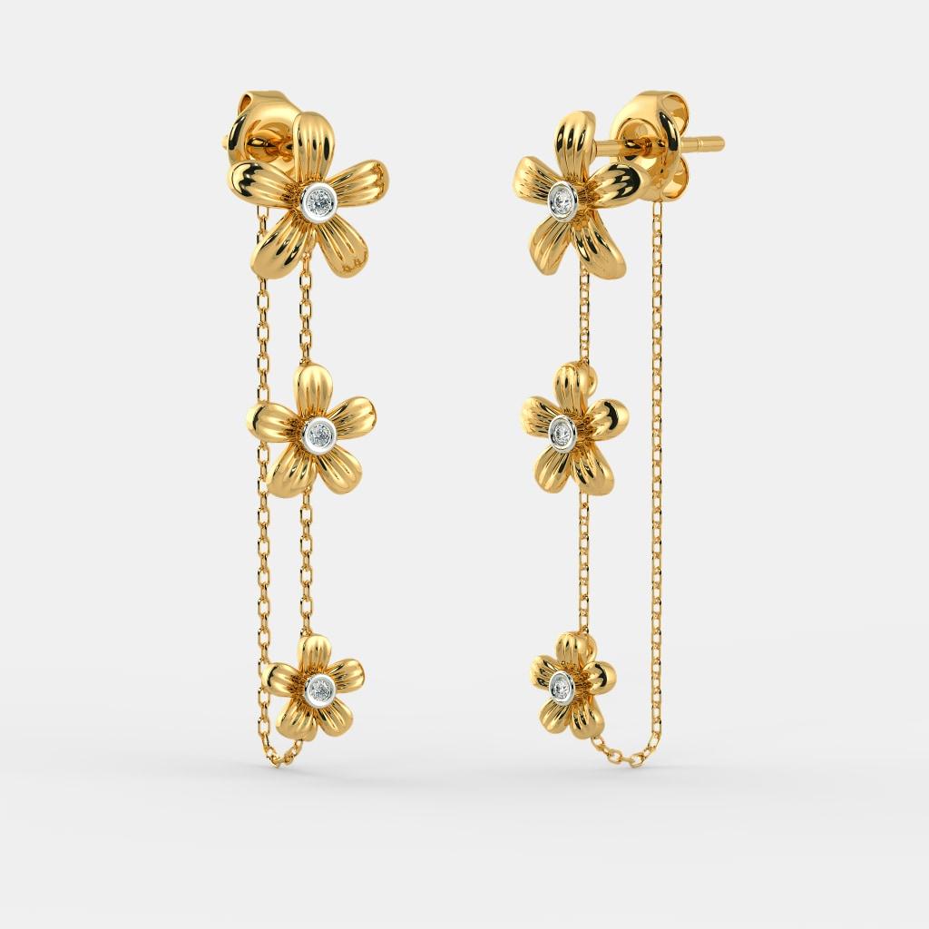 The Adwitiya Earrings