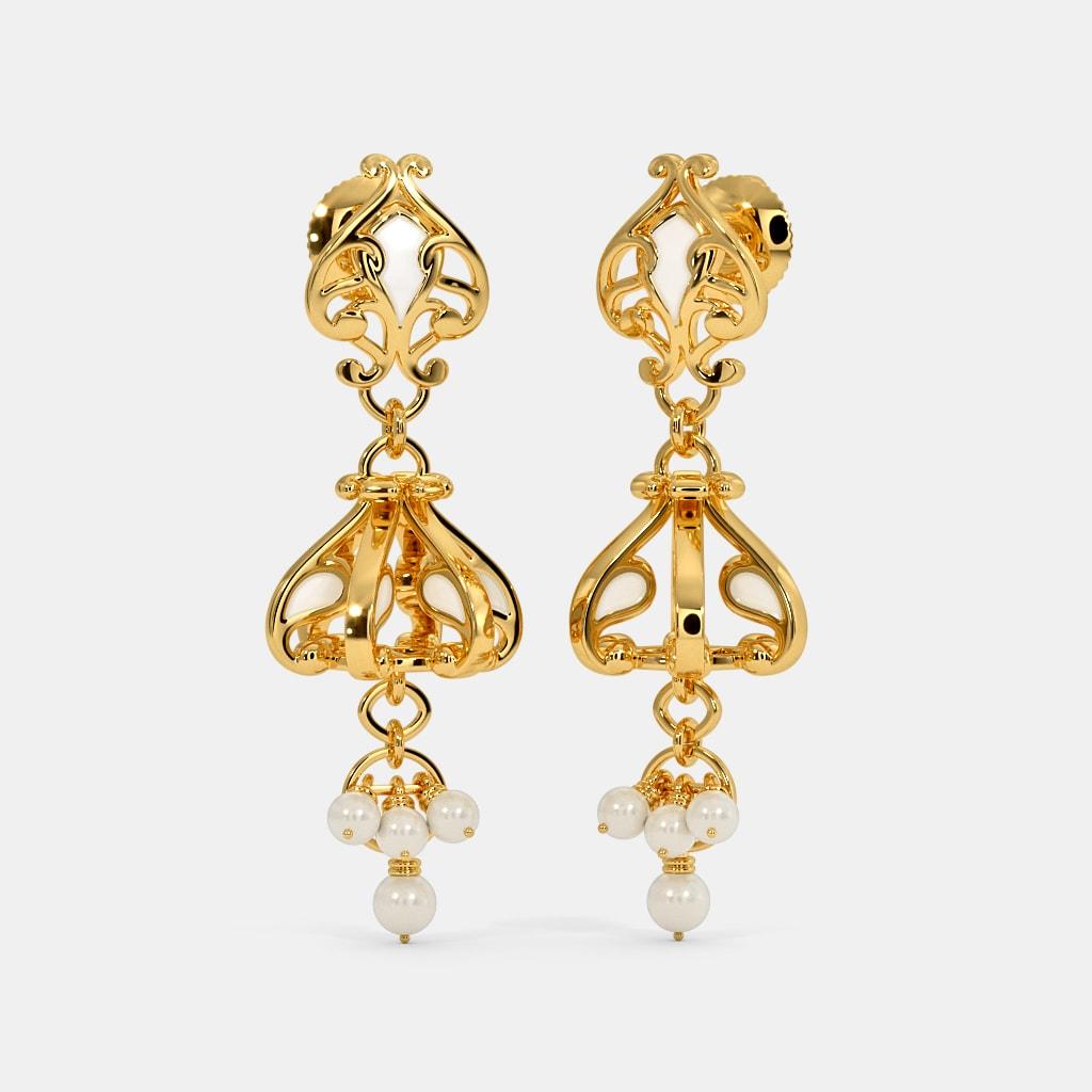The Baraz Drop Earrings