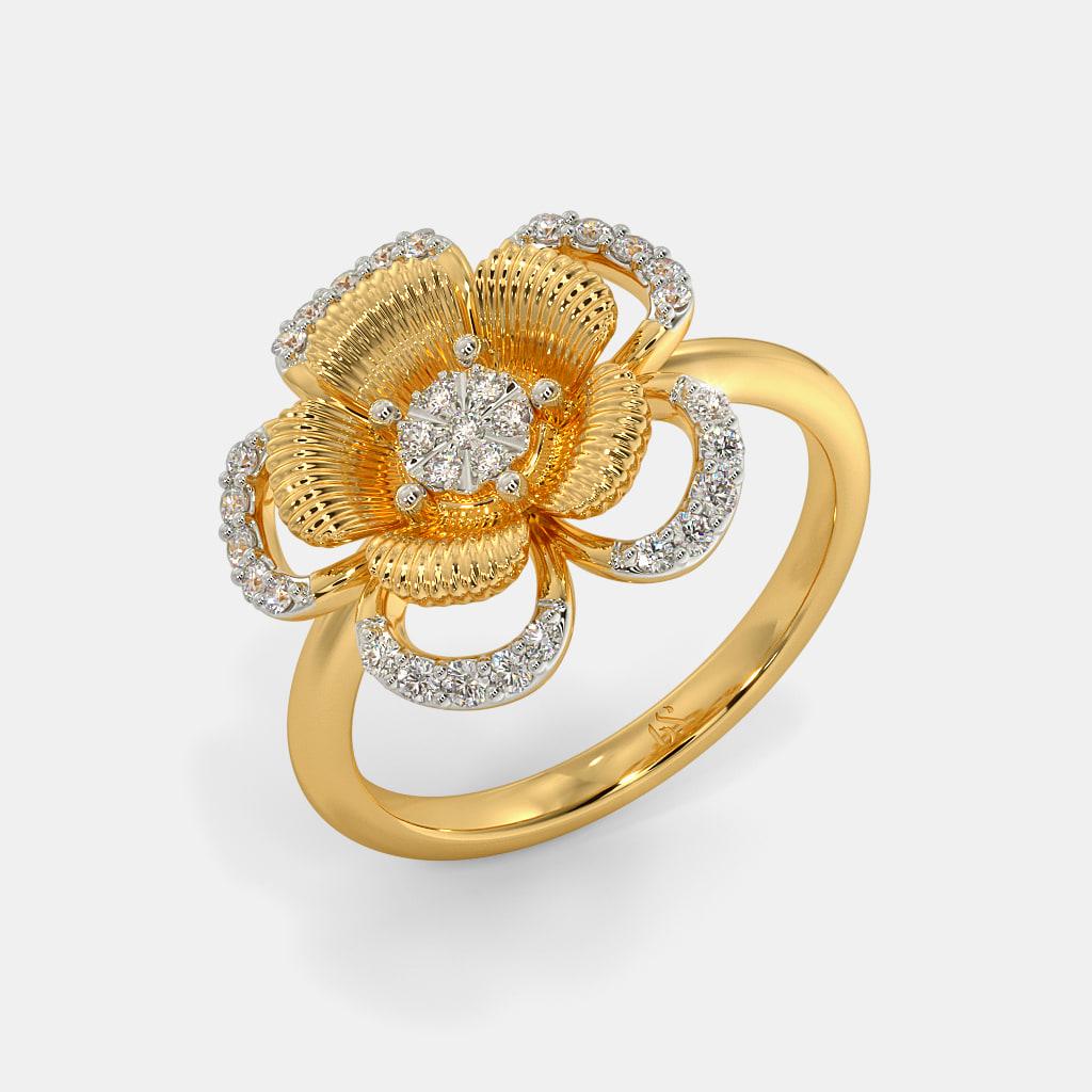 The Petunia Ring