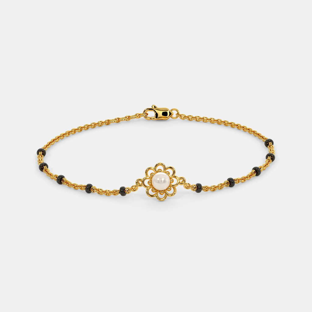 The Ohana Mangalsutra Bracelet