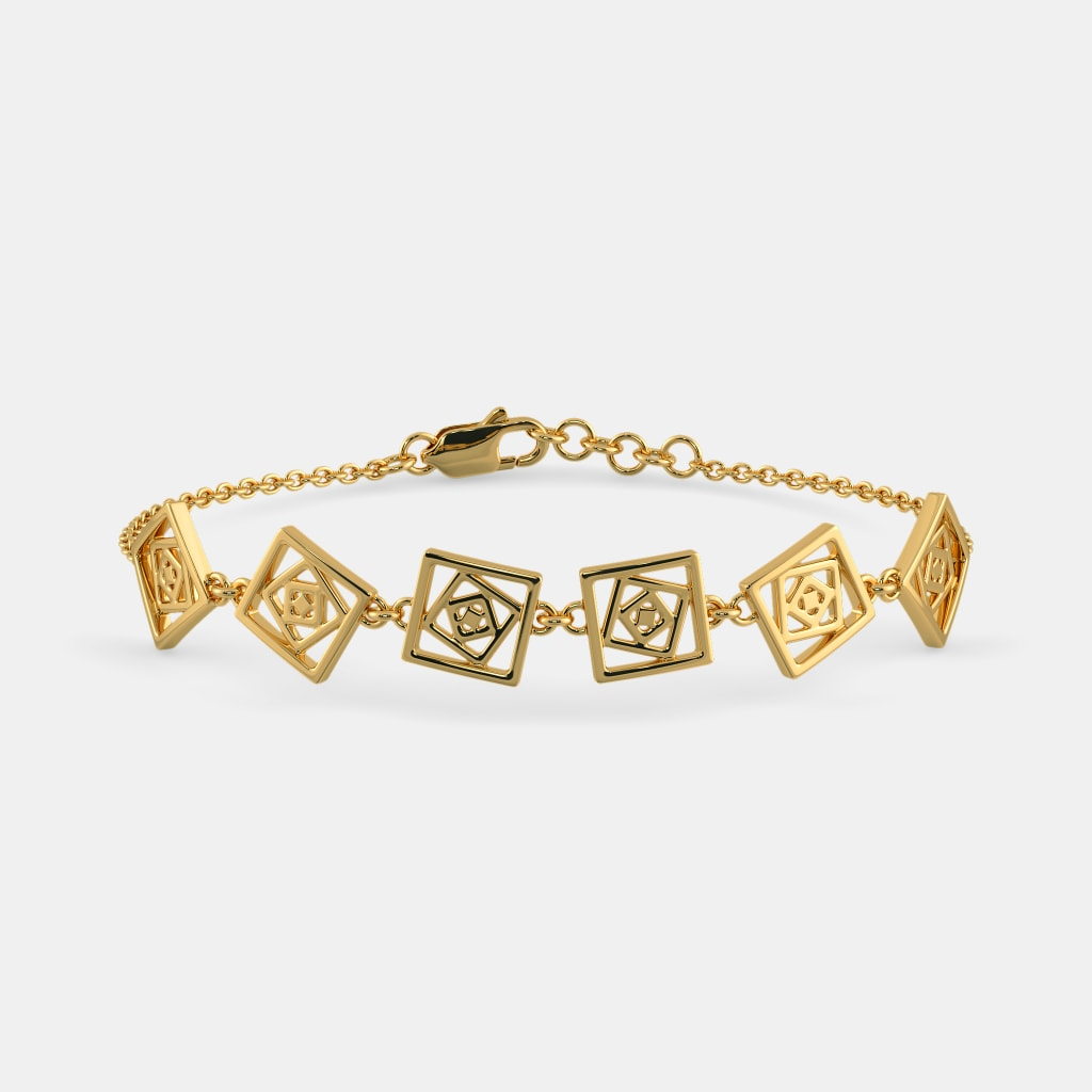 The Squared in Appeal Bracelet