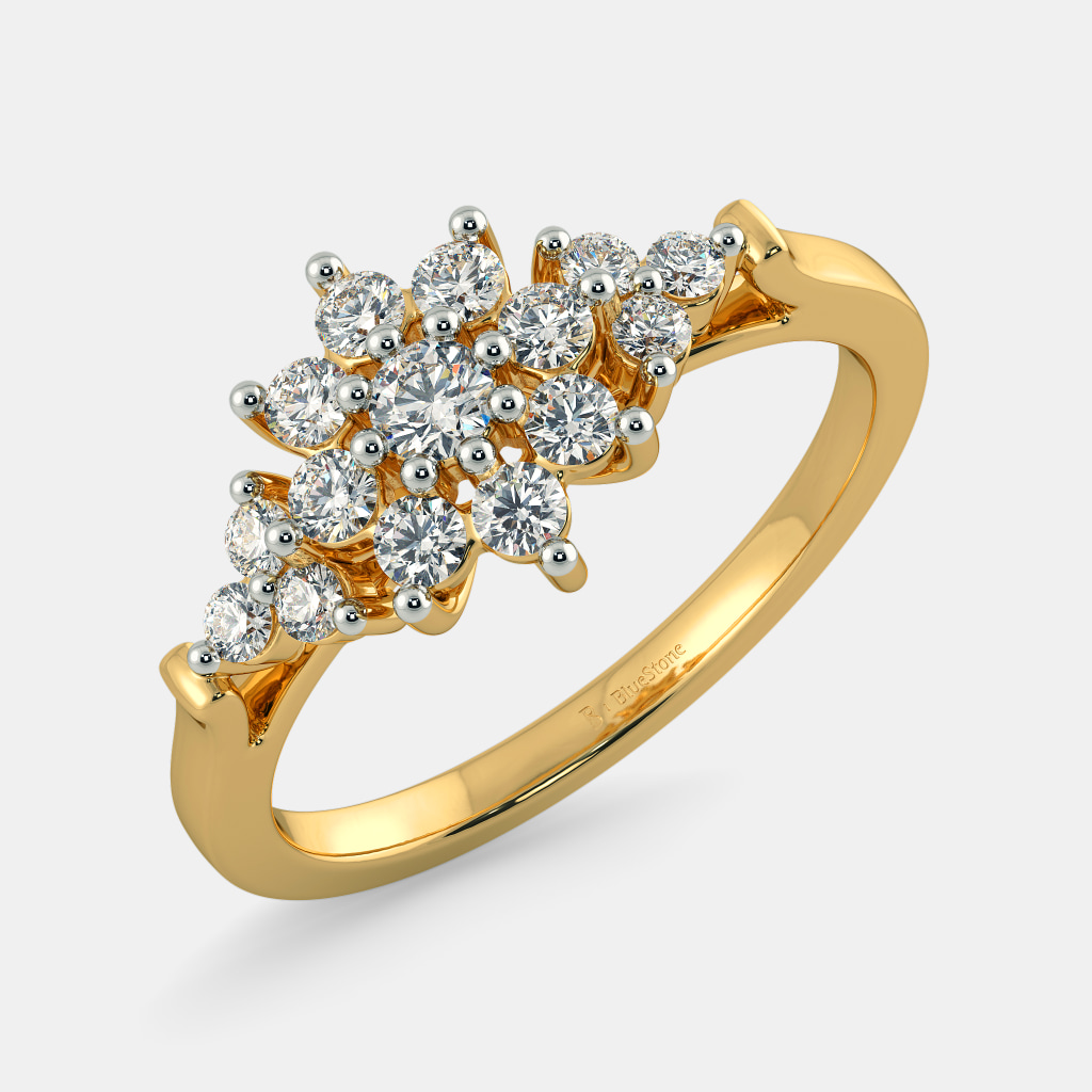 687317e439f2a The Florine Cocktail Ring