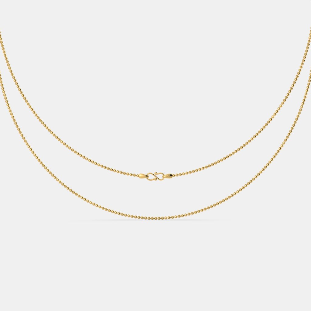 The Aanamra Gold Chain
