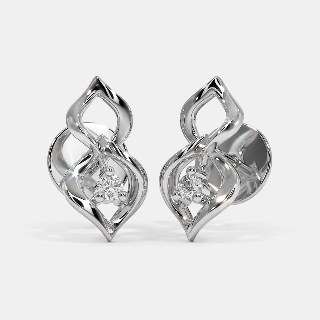 The Loyiza Stud Earrings