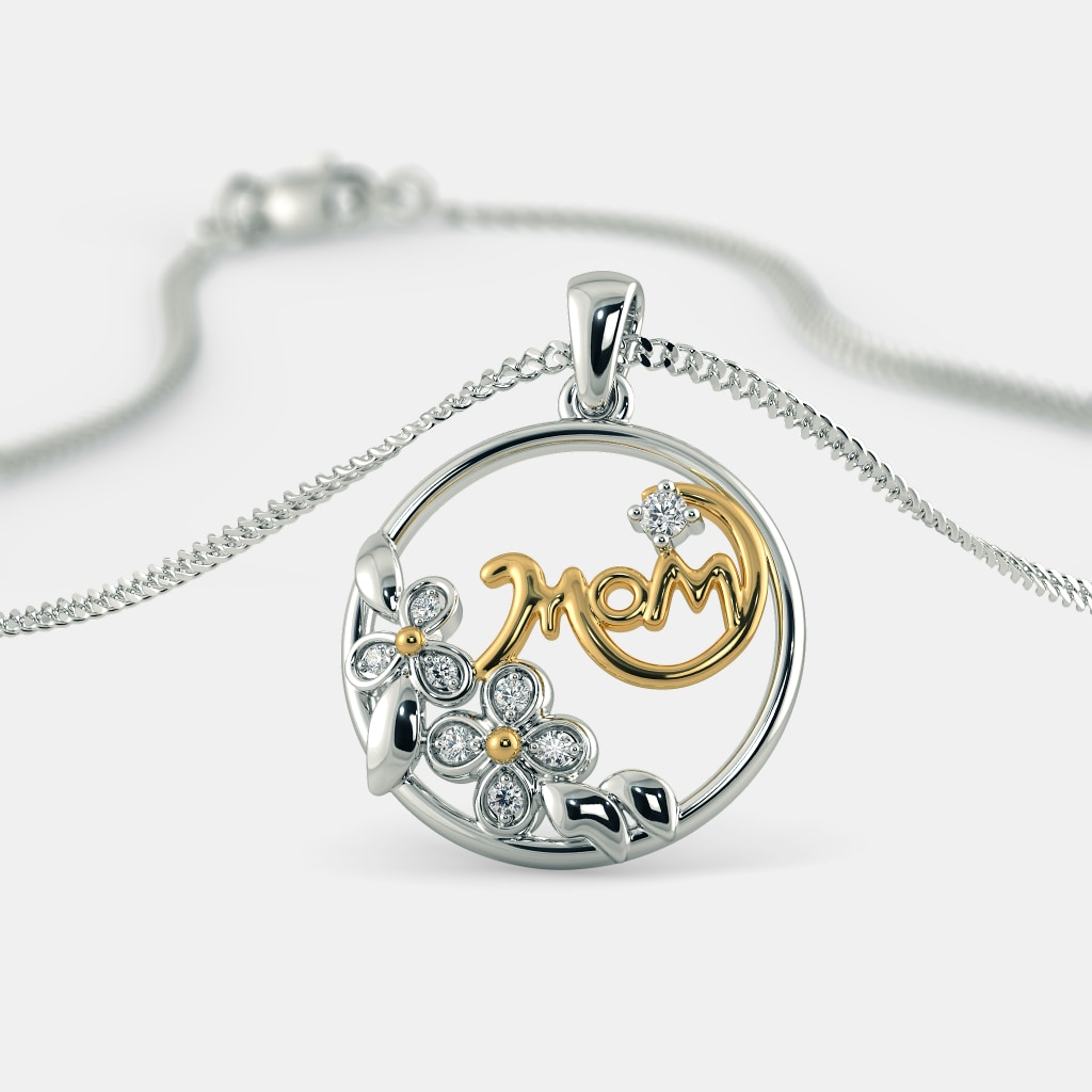 The Blossoming Mom Pendant