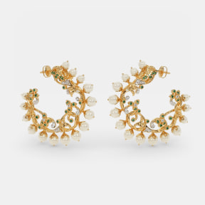 The Sosen Chand Bali Hoop Earrings