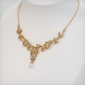 The Gul-E-Rana Necklace